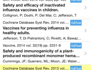 PubMed on Tap is a powerful, efficient tool for those quick bedside literature searches