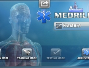 Medrills Fracture App Teaches Emergent Musculoskeletal Care