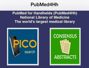 Bring PubMed to the bedside: using your mobile device to do quick searches