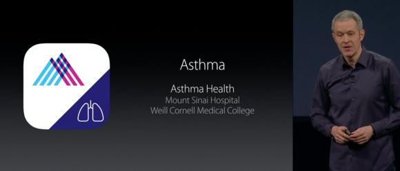 asthma researchkit