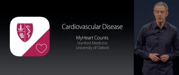 cardiovascular disease app
