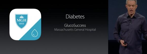 diabetes researchkit