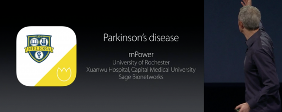 mhealth parkinsons