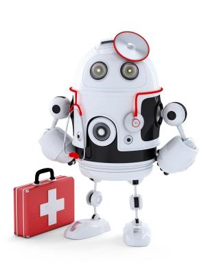 Medic Robot.