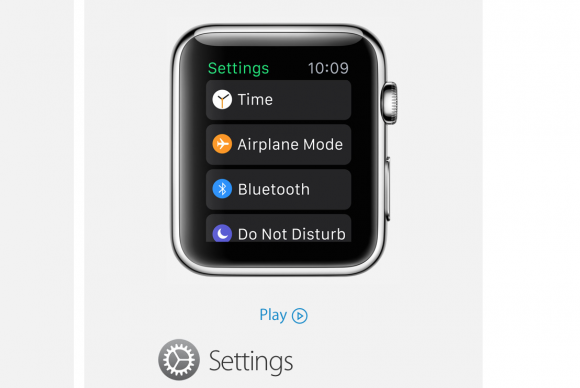 apple watch physicains