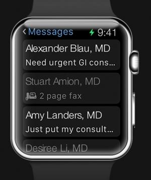 doximity-applewatch-inbox
