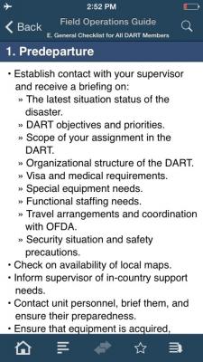 70206-5 DART checklist