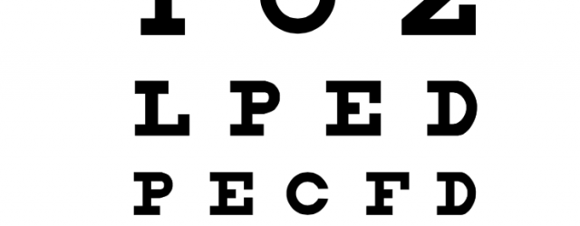 Study finds Eye chart apps not valid substitutes for traditional Snellen chart