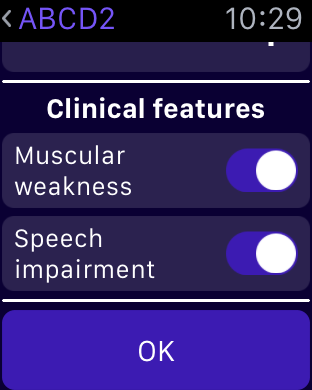 abcd3 medical calculator apple watch