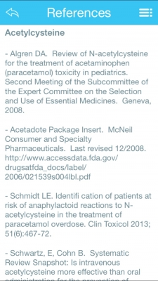 antidote medical apps 3