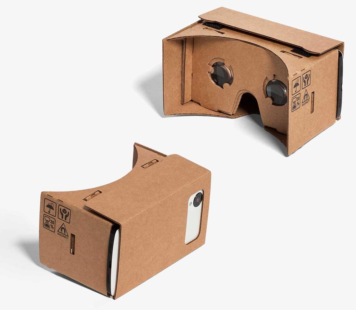 Google Cardboard, YouTube 360º...