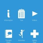 MoodTools App Homepage