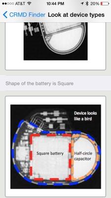 CRMD App Box Images
