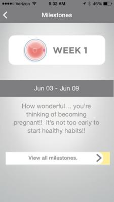 SMH Baby App Journal