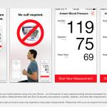 instant blood pressure app