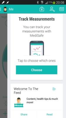 Medisafe App Tracking