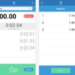 Gait Speed App