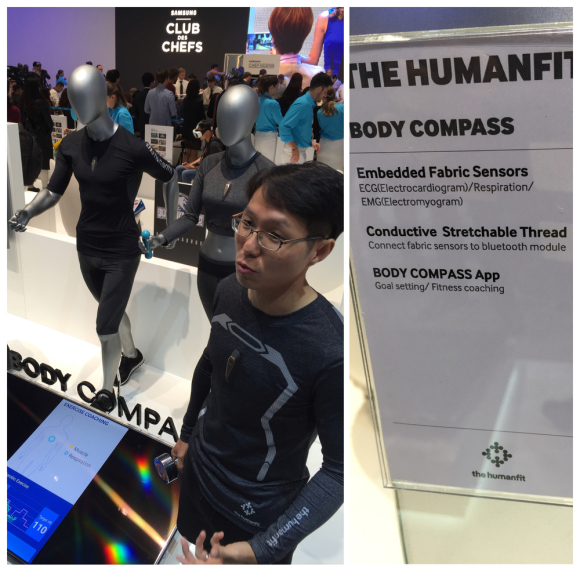 Body Compass - part of 'the humanfit'