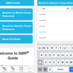 gbr guide drug