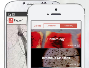 "Figure 1, the ""Instagram for doctors,"" adding live, hosted clinical cases today"