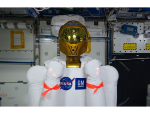 NASA's Robonaut 2 takes telemedicine out of this world