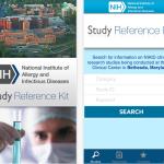 NIH allergy infectious disease app