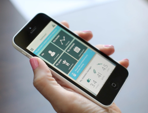 Type 1 diabetes app connects personal records to electronic health record