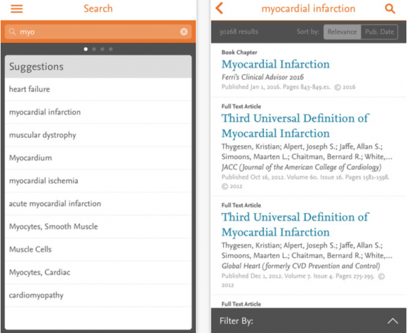 clinicalkey app review