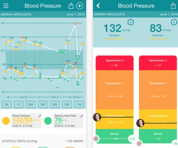 health tracker app 2