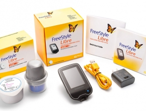 Painless way for diabetes patients to measure Blood Glucose