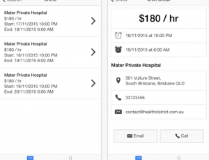"Physician hiring app uses ""Uber method"" to disrupt billion dollar Locums industry"