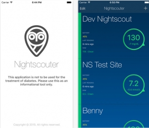 Nightscouter App
