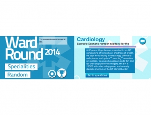 Review of Ward Round, an app that brings gamification to medical education