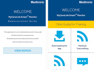 Medtronic releases app that teaches patients how to transmit pacemaker data to physician