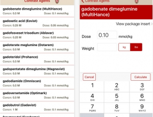 University of Wisconsin Releases Radiology App Calculator for Physicians and MRI Technicians