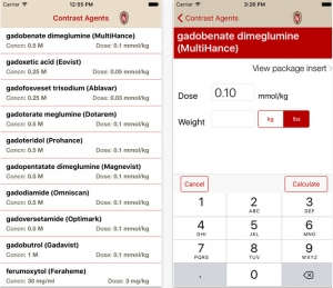 GadCalc By University of Wisconsin-Madison Shared Apps