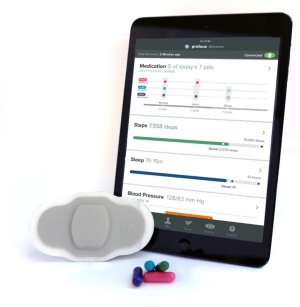 Proteus Ingestible Sensor