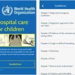 WHO e-Pocketbook of Hospital Care for Children