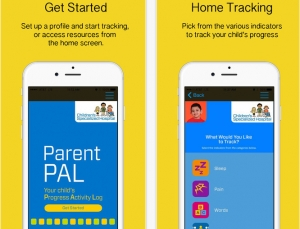 Children's Specialized Hospital app Tracks Child Development