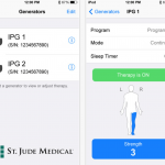 spinal cord stimulation app