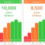 pedometer plus iphone app