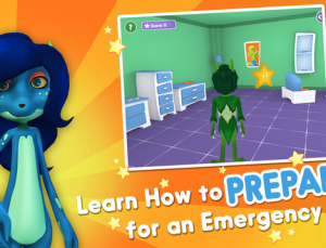 American Red Cross hits home run with gamification app for children