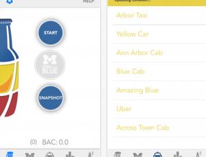 U of Michigan's innovative health app helps reduce alcohol intoxication