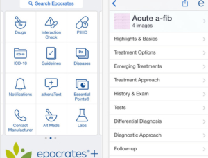 From the PDA to the iPhone 6S: Review of the latest Epocrates drug reference app