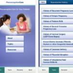 Preconception Care App