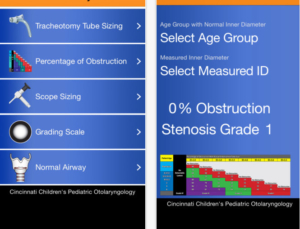 Free Mobile Airway Card app is a great tool for ENT physicians