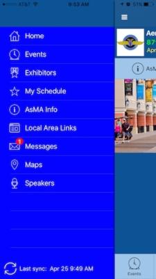 Mobile Meeting App 2
