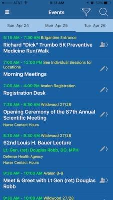 Mobile Meeting App 5