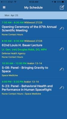 Mobile Meeting App 8