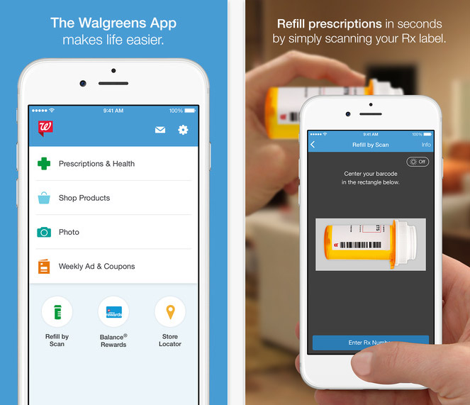 Walgreens App Review A Pharmacy In Your Phone